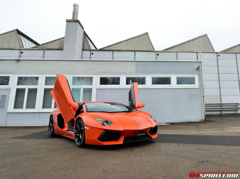 Gtspirit Celebrates 50th Anniversary Of Lamborghini