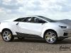 Lamborghini Conquisto Design Study