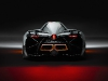 Lamborghini Egoista Rear Aero