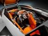 Lamborghini Egoista Steering Wheel