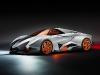 Lamborghini Egoista Front Side
