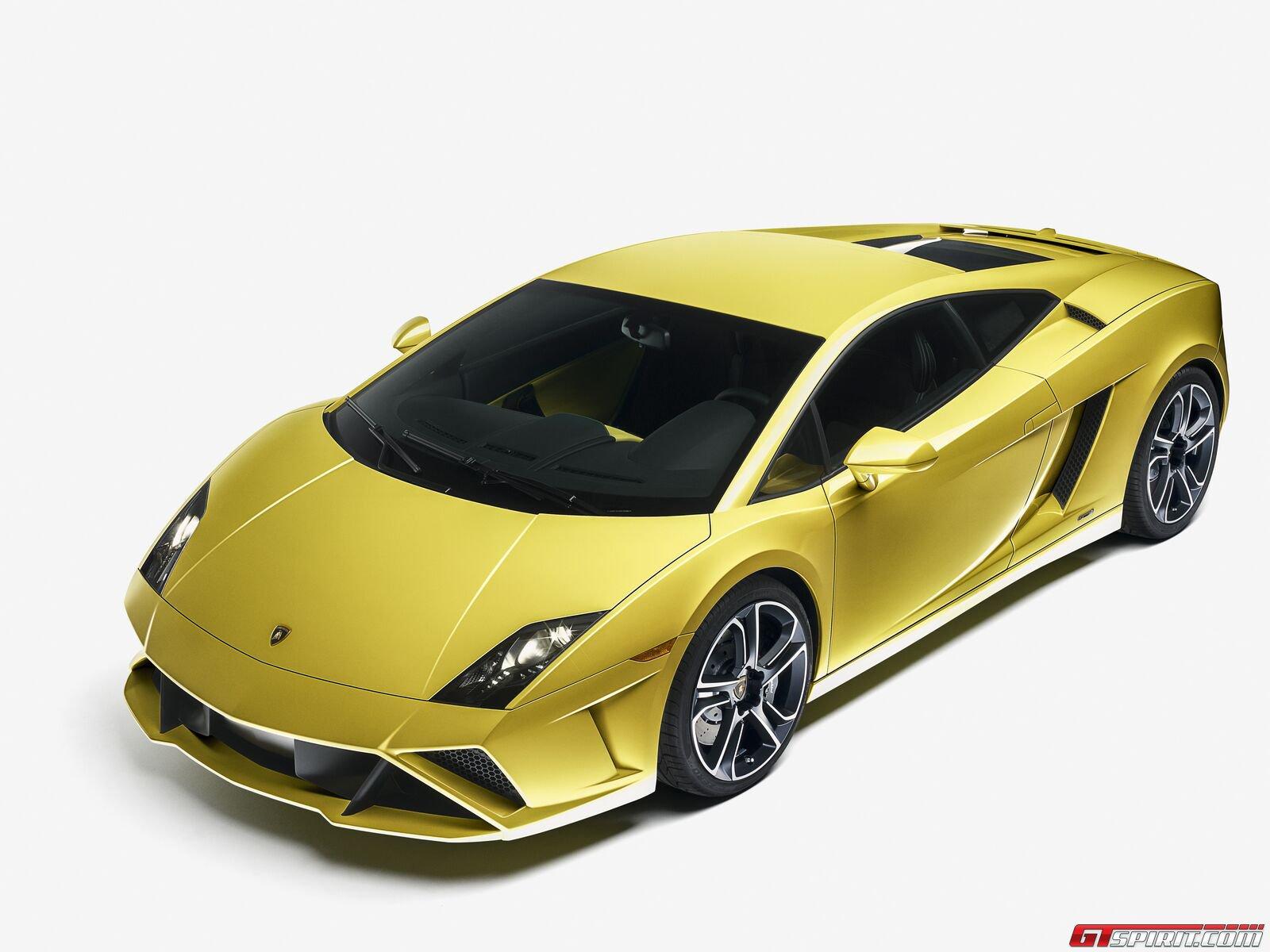 Lamborghini Gallardo LP560-4 Facelift Photo 1