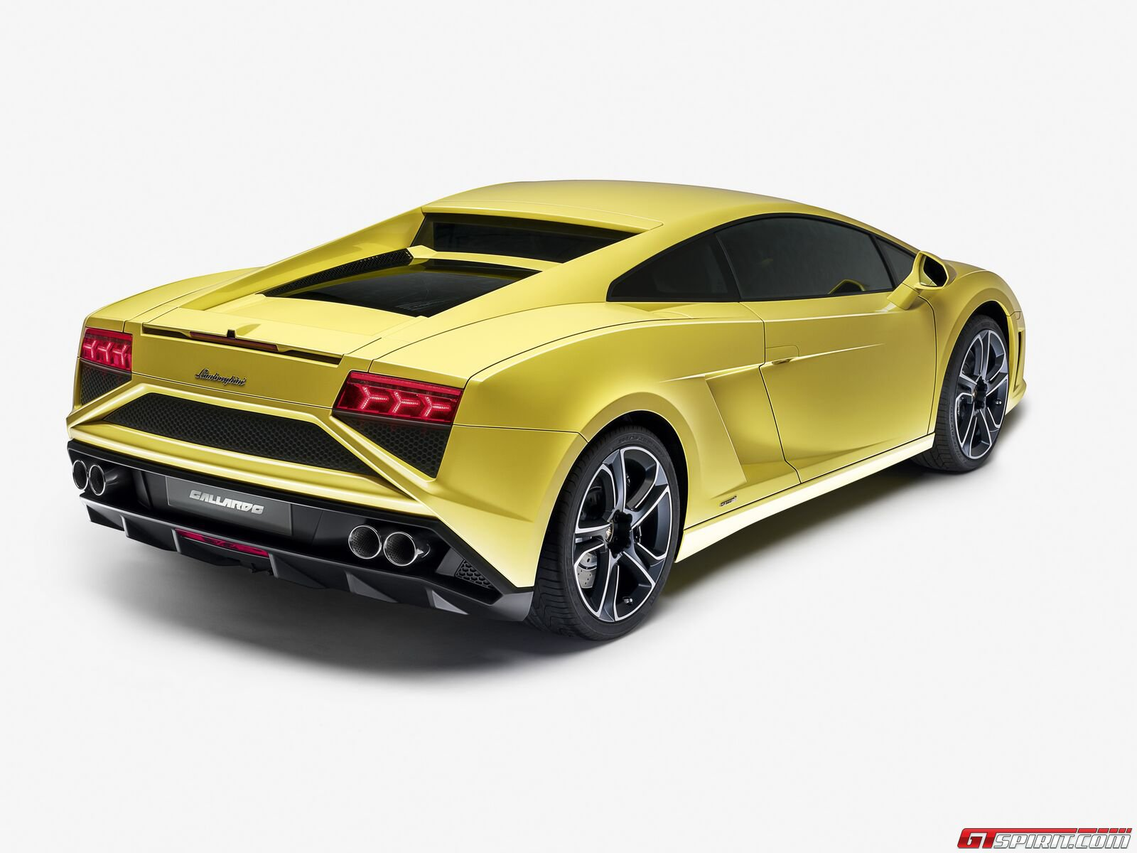 Lamborghini Gallardo LP560-4 Facelift Photo 2
