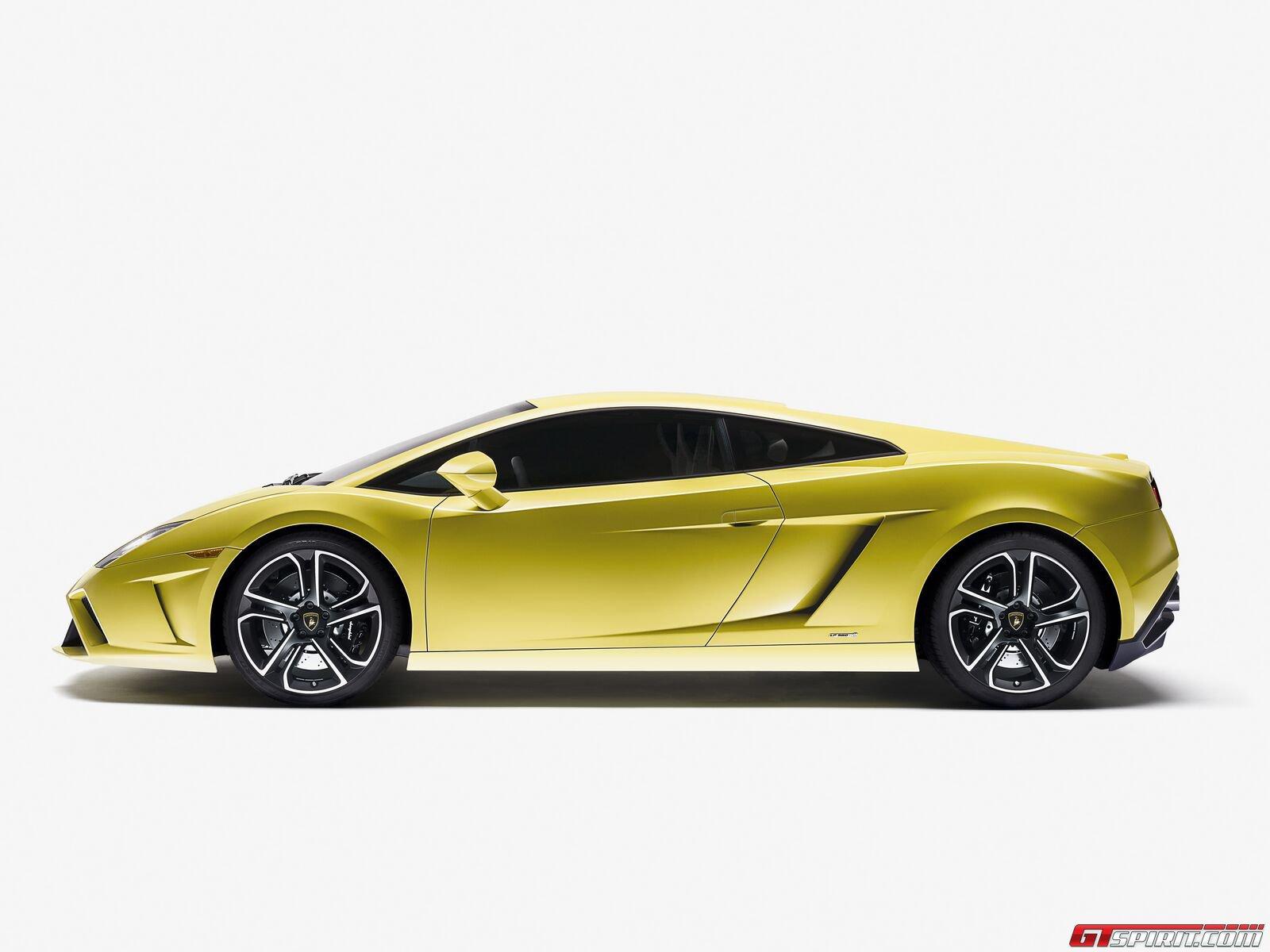 Lamborghini Gallardo LP560-4 Facelift Photo 4