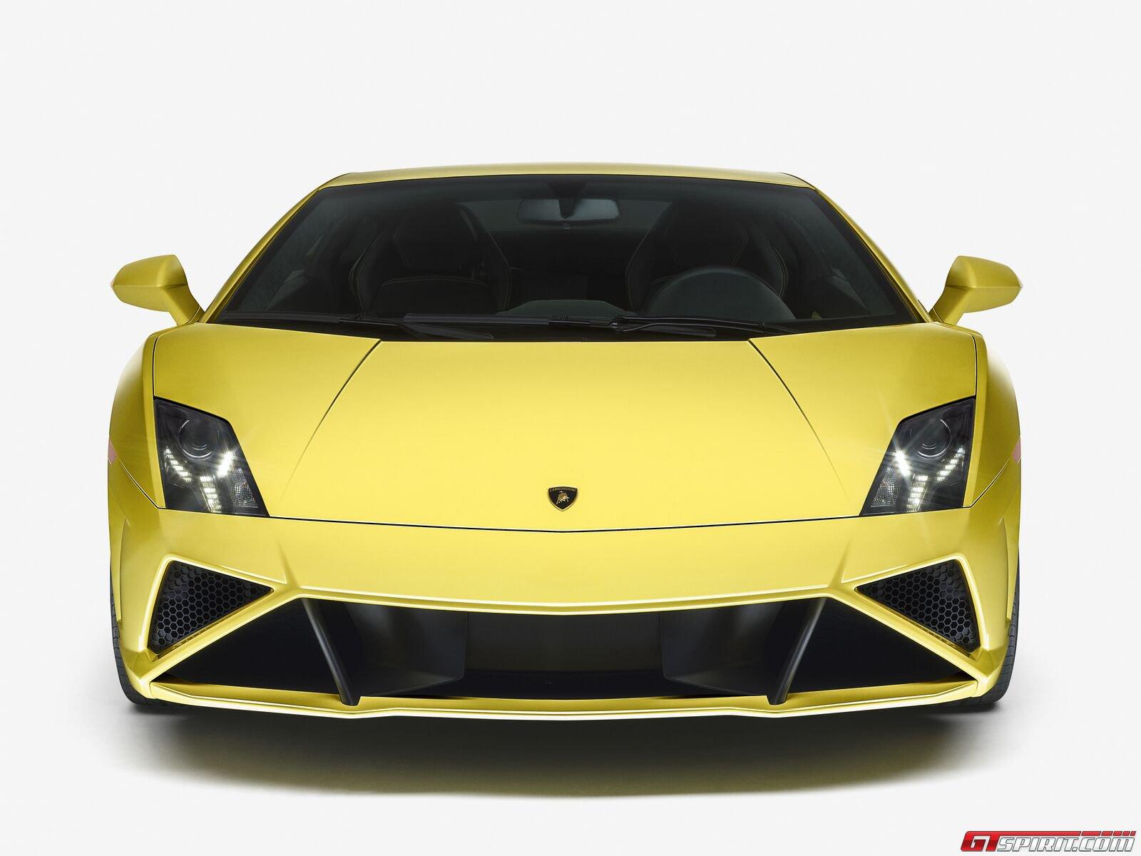 Lamborghini Gallardo LP560-4 Facelift Photo 3
