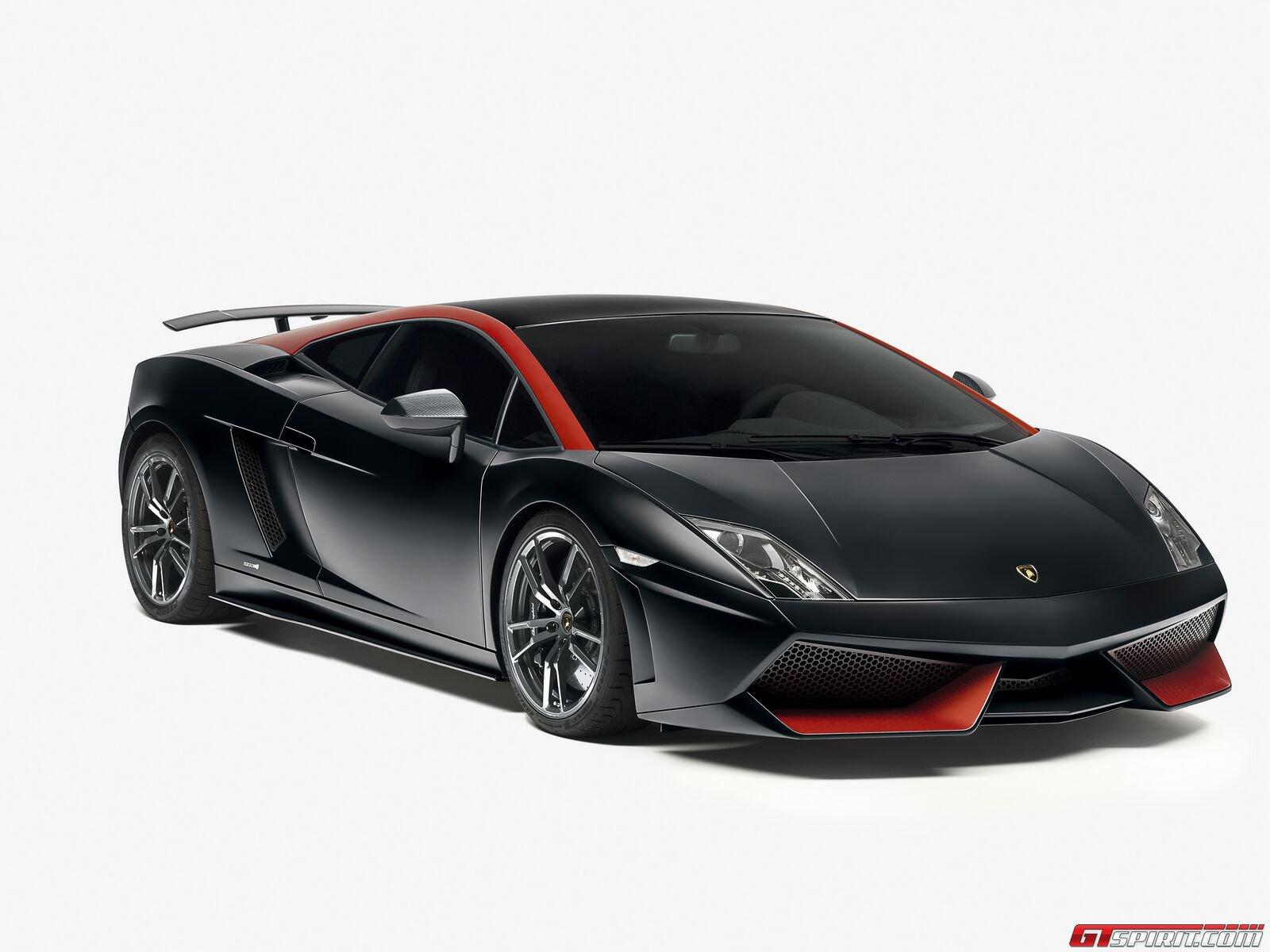Lamborghini Gallardo LP570-4 Edizione Tecnica Photo 1