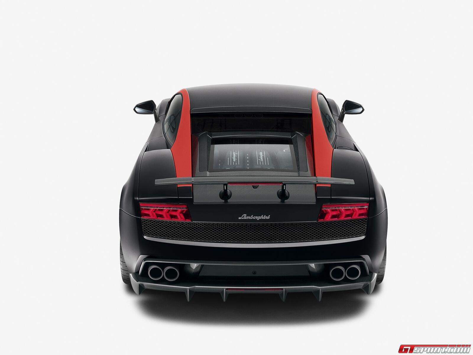 Lamborghini Gallardo LP570-4 Edizione Tecnica Photo 4