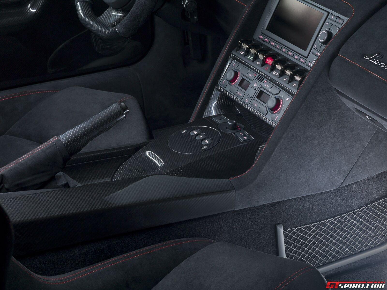 Lamborghini Gallardo LP570-4 Edizione Tecnica Photo 5