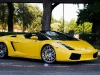Lamborghini Gallardo Spyder with B-14 Modulare Forged Wheels