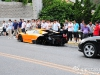Lamborghini LP640 with SV Bodykit Wrecked in China