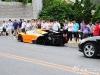 Lamborghini LP640 with SV Bodykit Wrecked in China
