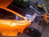 Lamborghini LP670-4 SV Wrecked in Indonesia