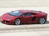 Rosso Efesto Lamborghini LP700-4 Aventador