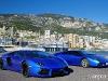 Monterey Blue Lamborghini LP700-4 Aventador