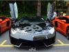 Black 99 Lamborghini LP700-4 Aventador