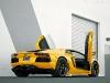 Giallo Orion Lamborghini LP700-4 Aventador