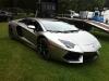 Grigio Antares Lamborghini LP700-4 Aventador