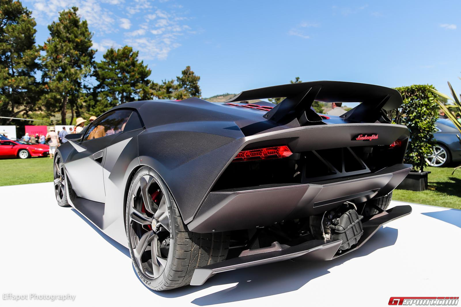 lamborghini sesto elemento at monterey. Black Bedroom Furniture Sets. Home Design Ideas
