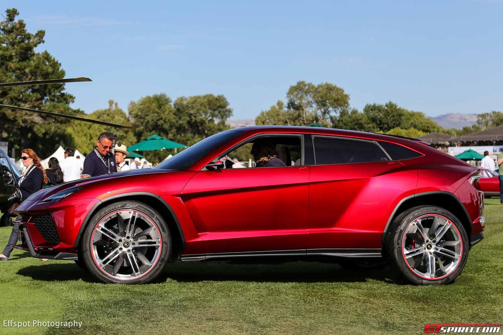Supercars Empire Lamborghini Introduces A 4 Wheel Drive