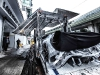 White Lamborghini Veneno Roadster in Hong Kong