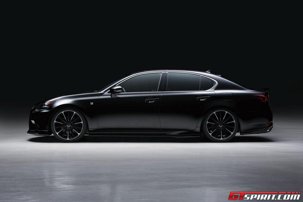 Lexus GS F Sport by Wald International 006