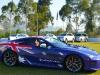 Lexus LFA Wrapped in Australian Flag