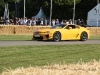 Lexus LFA Nurburgring Edition Supercar Drive at Goodwood 2011