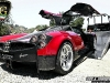 L.G. Exotic Auto Transports First Red Pagani Huayra in North America