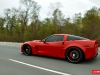Lingenfelter Corvette Z06 with VVS-087 Vossen Wheels