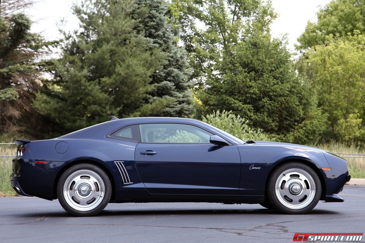 Lingenfelter Performance Retrokits for Chevrolet Camaro Photo 4