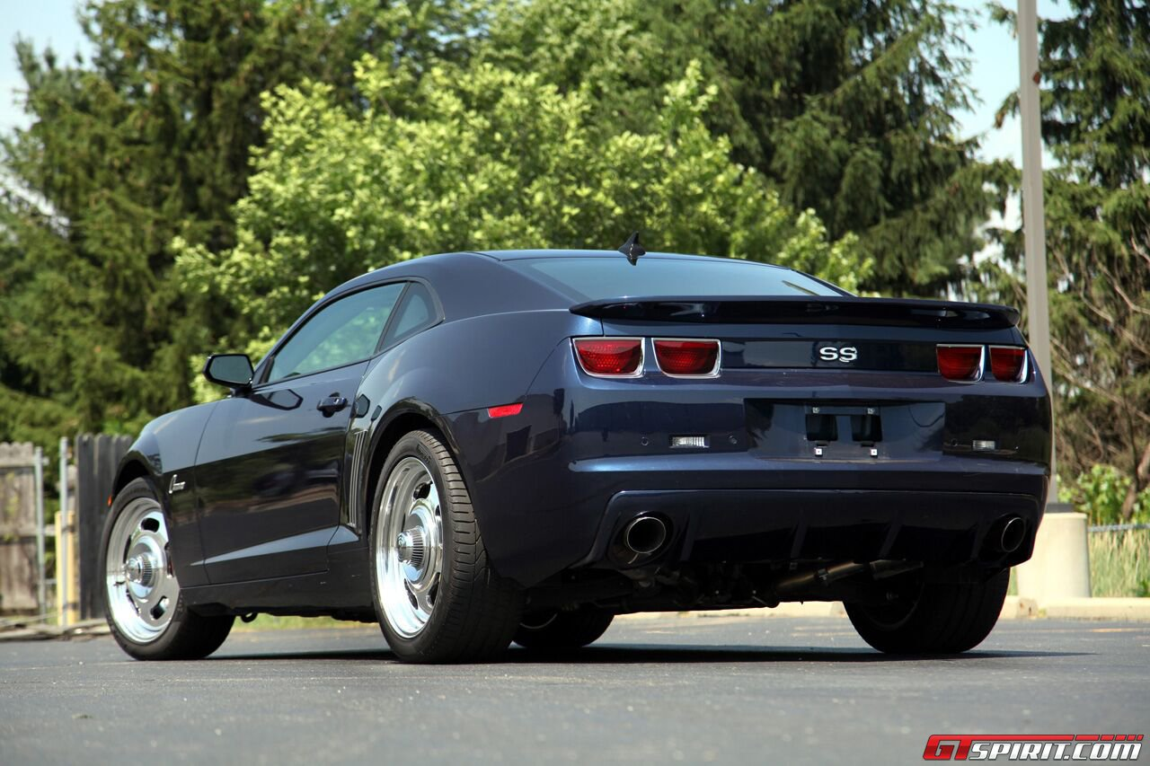 Lingenfelter Performance Retrokits for Chevrolet Camaro Photo 5