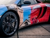 London-Style Wrapped McLaren MP4-12C