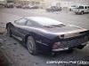 Lonely Jaguar XJ-220 in Qatar Desert