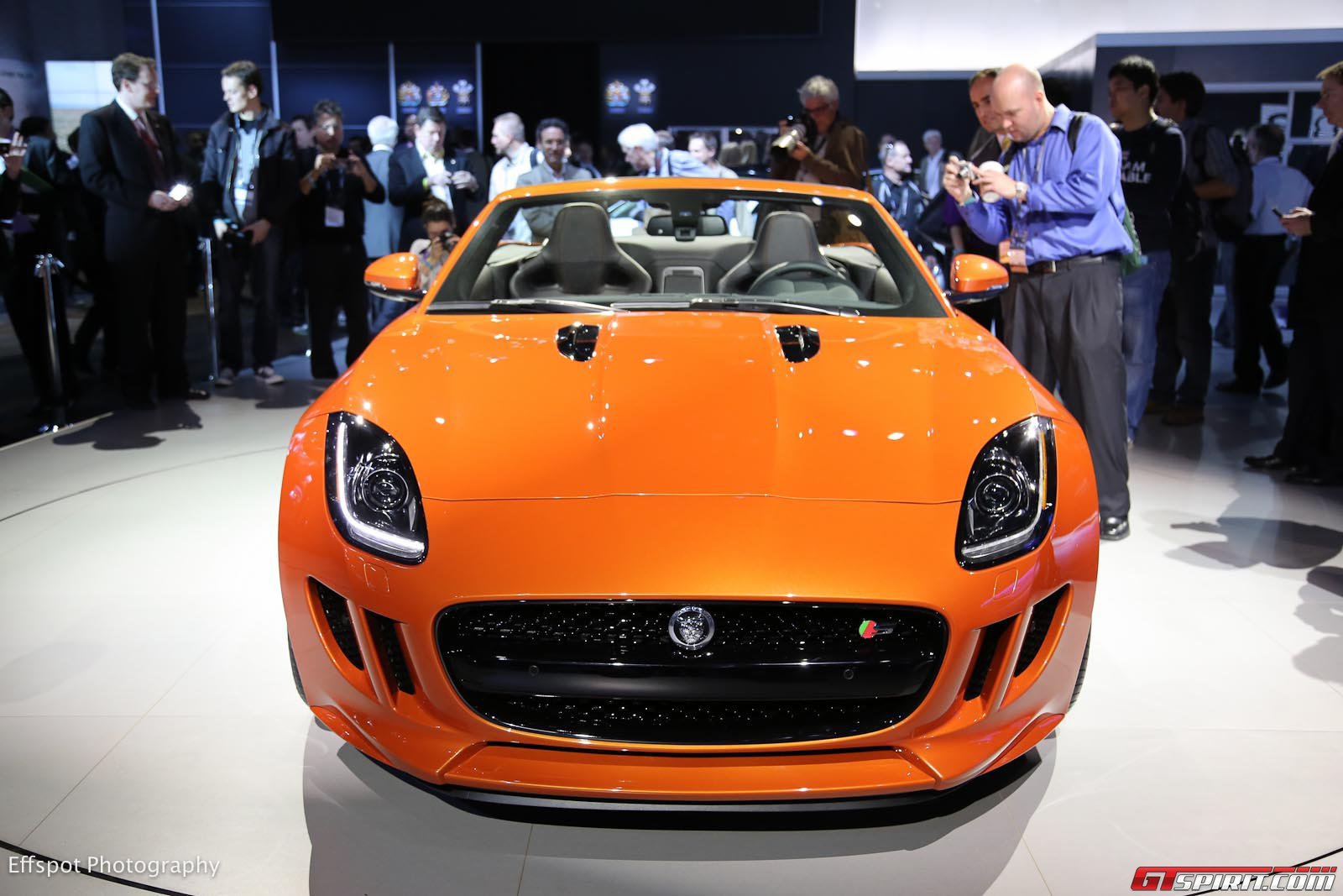 Los Angeles 2012: Jaguar F-Type V6 S Black Pack - GTspirit