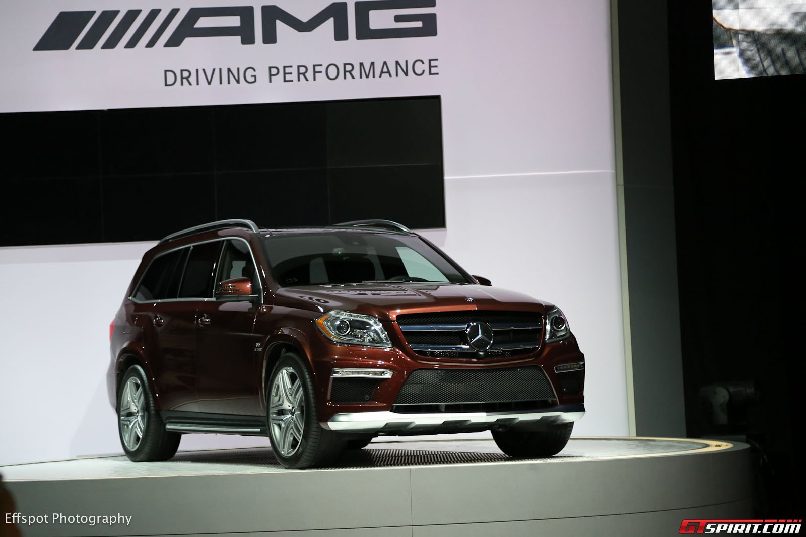 los angeles 2012 mercedes benz gl 63 amg gtspirit. Cars Review. Best American Auto & Cars Review