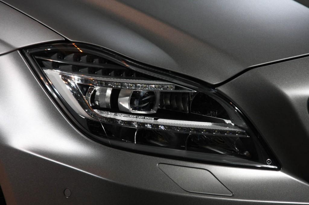Los Angeles 2010: 2012 Mercedes CLS 63 AMG - GTspirit