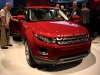Los Angeles 2010 Range Rover Evoque Five-Doors