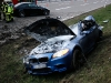 BMW M5 Crashes with 300km/h on the Autobahn