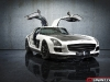 Official Mansory Mercedes SLS AMG