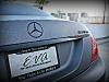 Matte Dark Gray Mercedes-Benz CL 63 AMG by Eva
