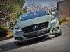 Matte Olive Mercedes-Benz CLS by Fostla