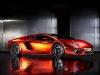matte-orange-red-chrome-lamborghini-aventador-1