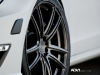 Matte White Mercedes-Benz CLS 63 AMG New ADV.1 Wheels