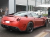Matte Red Mansory 599 Stallone Hits The Road