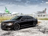 Audi A8 with 22 Inch VCK Vellano Wheels