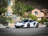 Mclaren 12C on F2.01 Forgiato Wheels