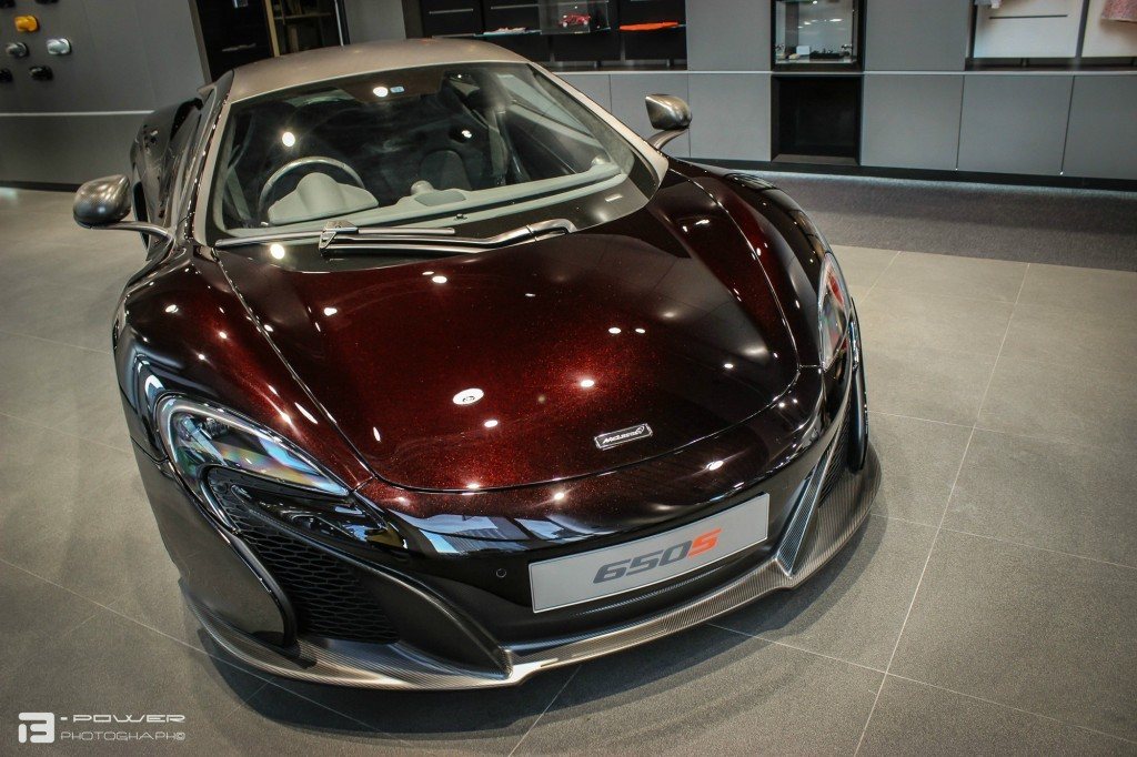Mso 650s Coupe Unveiled In China Archive Mclaren Life