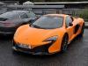 McLaren at Curbstone Track Events