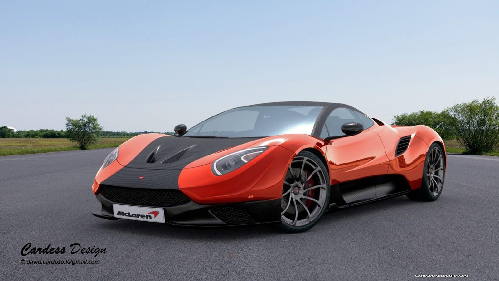 McLaren MC-1 Design St...