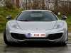 McLaren MP4-12C Photoshoot by Spyker Force